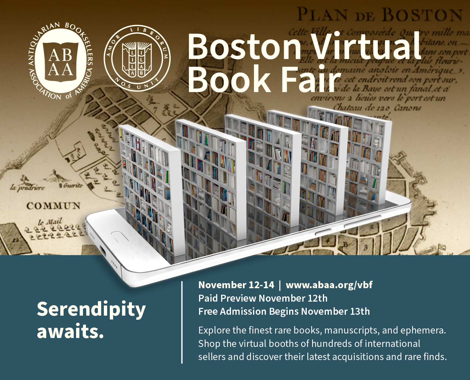 The Virtual Boston Book Fair 2020