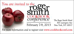 The Roger Smith Cook Book Conference
