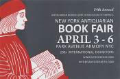The 2014 New York Antiquarian Book Fair