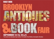 The Brooklyn Antiques & Book Fair