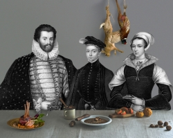 Rabelais on cooking from historical recipes in the Denver Post