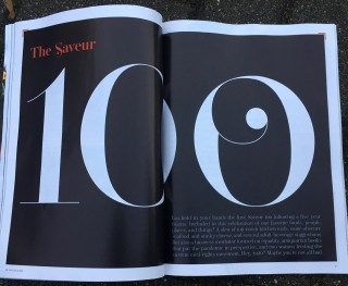 Included in the Saveur 100