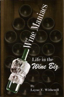 Meet local wine author Layne Witherell