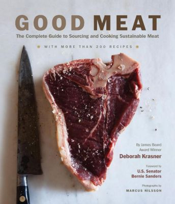 GOOD MEAT: Sourcing and Cooking Sustainable Meat, with Deborah Krasner