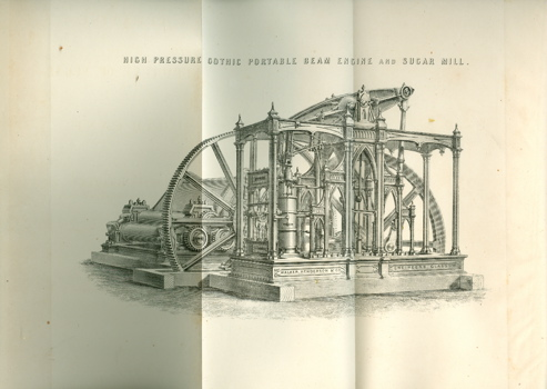 A Treatise on the Manufacture of Sugar from the Sugar Cane. Peter Soames.