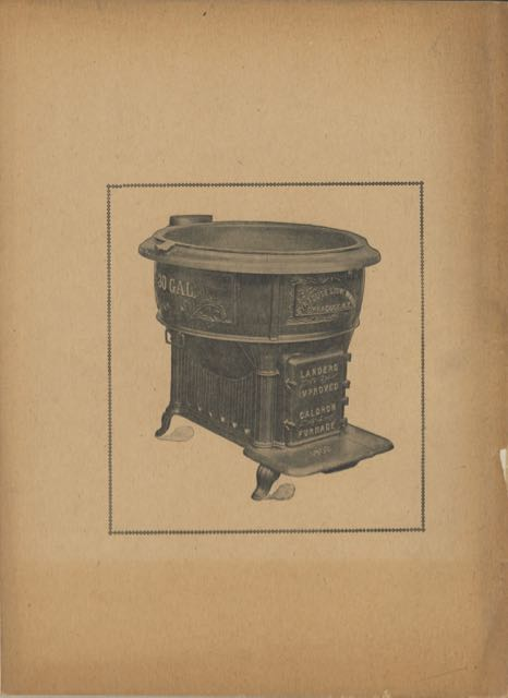 "McArthur, Wirth & Co., Butchers, Packers and Sausage Makers, Fixtures, Tools, Machinery, and Supplies. Sausage Casings, Spices, Refrigerators and all styles of Ice Boxes. Catalogue ""A""."