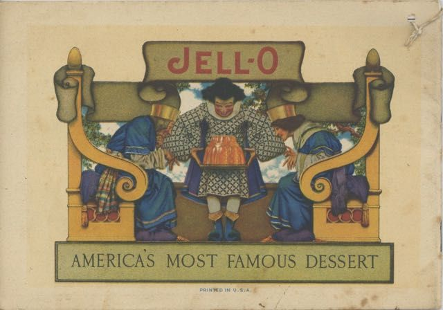 Polly Put the Kettle on We'll All Make Jell-O.