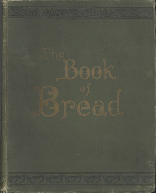 The Book of Bread.