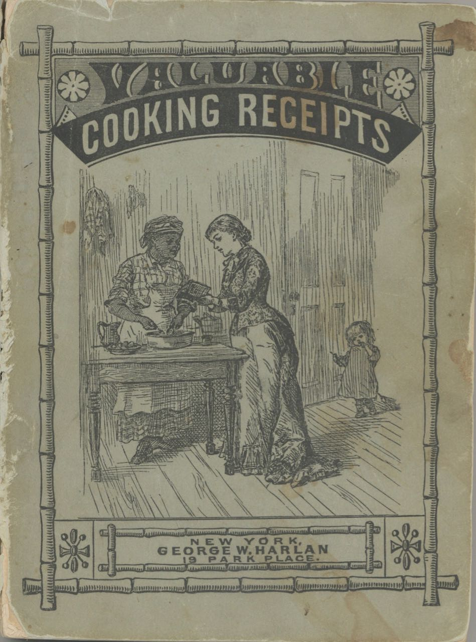Valuable Cooking Receipts. Thomas J. Murrey.
