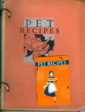 PET Recipes. Pet Milk Company.