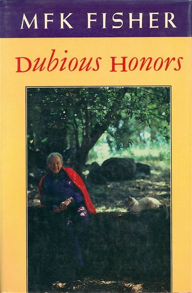 Dubious Honors. M. F. K. Fisher