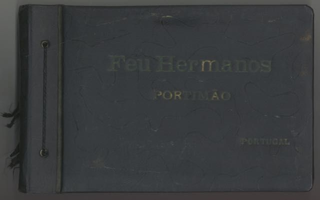 Feu Hermanos, Portimao (Portugal). Photographic album - Portuguese fish cannery.