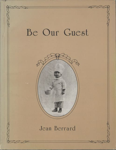 Be Our Guest. Jean Berrard