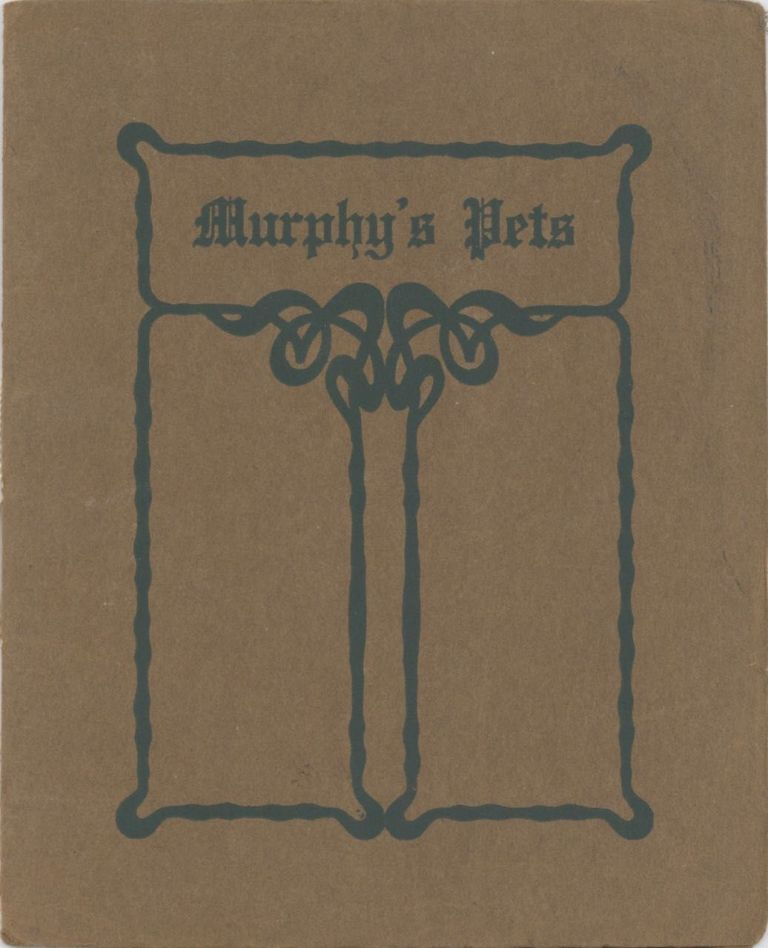Murphy's Pets: fifty recipes for cooking potatoes. Compiled By Mrs. De Witt C. Owen. Ella...