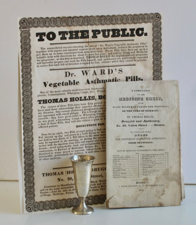 A Companion to the Medicine Chest, with plain rules for taking the medicines in the cure of...