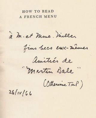 How to Read a French Menu. Practical Advice for Gourmets Everywhere.