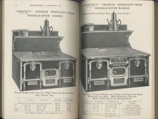 "The Celebrated ""Perfect"" Heating Furnaces and Cooking Ranges: ""Perfect"" Manufactured by Richards & Boynton Co. Catalogue 53."