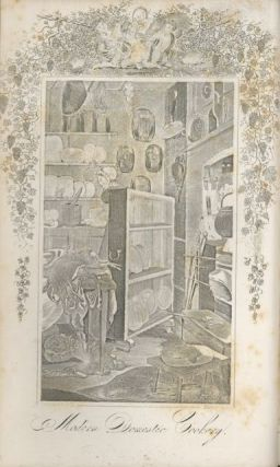 Modern Domestic Cookery, and Useful Receipt Book. Adapted for Families... Enlarged and Improved by D. Hughson with Specific Approved Patent Receipts, Extracted from the Records...