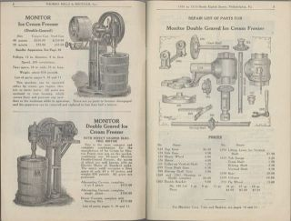 Ice Cream Manufacturers' Equipment : Catalogue 31. Our specialties: confectioners' and bakers' equipment.