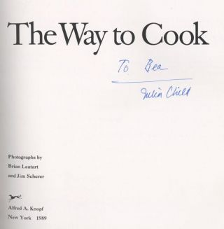 The Way to Cook.