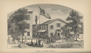 History of the Cooper Shop Volunteer Refreshment Saloon. By James Moore, M.D.