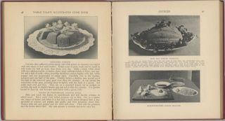 Table Talk's Illustrated Cook Book, by... publishers of Table Talk Magazine, the American authority upon culinary topics and fashions of the table.