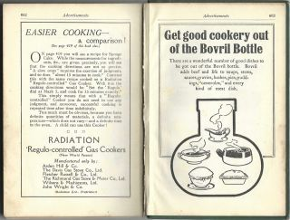 Mrs. A.B. Marshall's Cookery Book. Revised edition with 11 new chapters of extra recipes. With 125 illustrations.