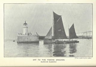 The Sea-Fishing Industry of England & Wales, a popular account of the sea fisheries and ports of those countries.